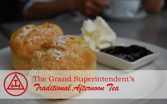 The Grand Superintendent's Traditional Afternoon Tea