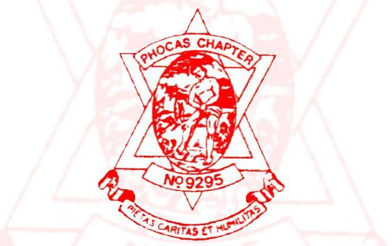 Closure of Phocas Chapter Nº 9295